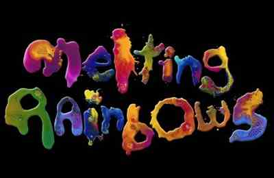 Melting Rainbows: Aaron Axelrod Takes Over Wisdome LA