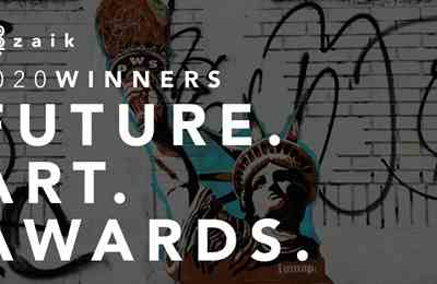 CalArtians Win MOZAIK Future Art Awards